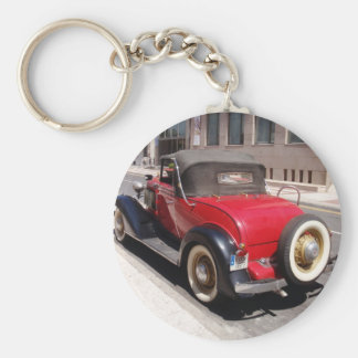 Vintage Chevrolet Key Ring