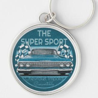 Vintage Chevy Key Ring