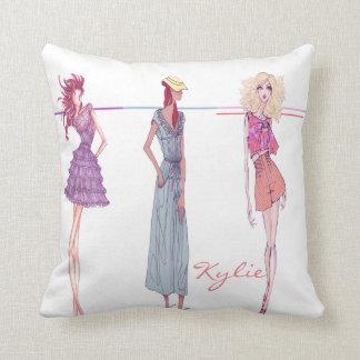 Vintage Chic Pillow Cushion