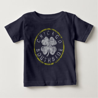 Vintage Chicago Southside Irish Baby T-Shirt