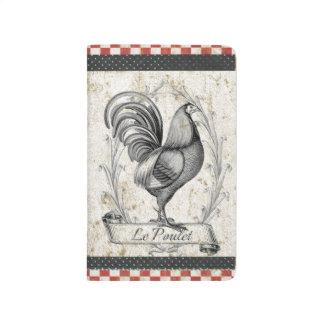Vintage Chicken Journal