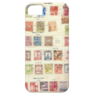 Vintage Chinese Postage iPhone 5 Cover