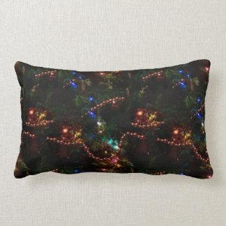 Vintage Christmas Decorations American Mojo Pillow