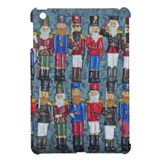 Vintage Christmas Figures, old soldiers iPad Mini Cases