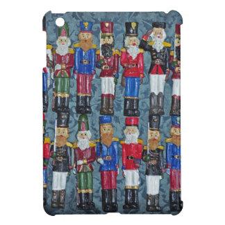 Vintage Christmas Figures, old soldiers iPad Mini Cover