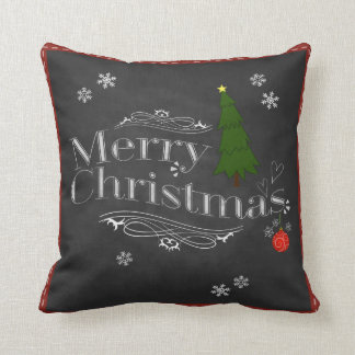 Vintage Christmas Pillow | Great Gift Idea!