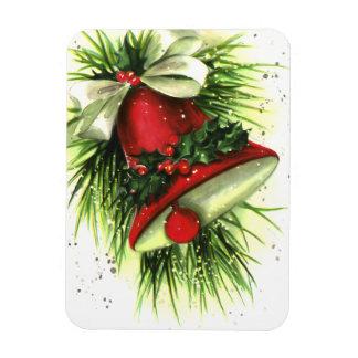 Vintage Christmas Premium Magnet