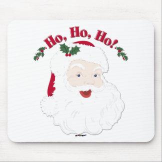 Vintage Christmas Santa Ho,Ho,Ho! Mouse Pad