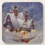 Vintage Christmas, Santa's Workshop at North Pole Coaster