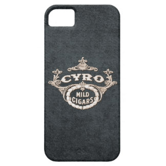 Vintage Cigar Ad Label Case For The iPhone 5
