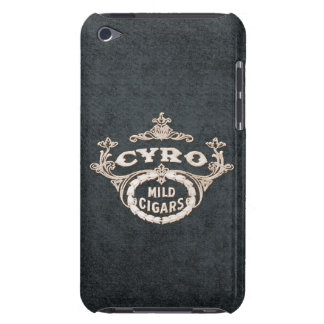 Vintage Cigar Advertising Label iPod Touch Case-Mate Case