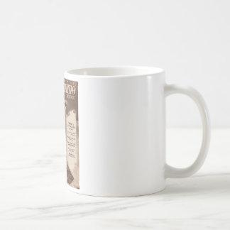 Vintage Cinema: Mae Murray Basic White Mug