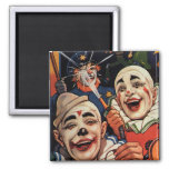 Vintage Circus Clowns, Silly Funny Humourous