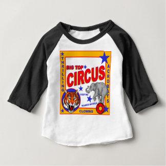 Vintage Circus Poster Baby T-Shirt