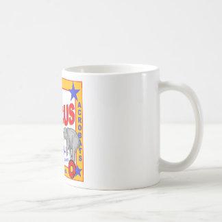 Vintage Circus Poster Coffee Mug