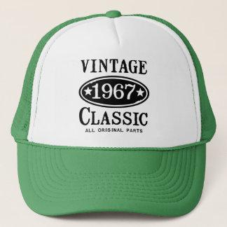 Vintage Classic 1967 Trucker Hat