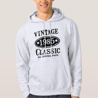 Vintage Classic 1985 Hoodie