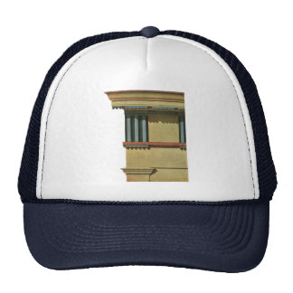 Vintage Classic Architecture, Temple Entablature Trucker Hat