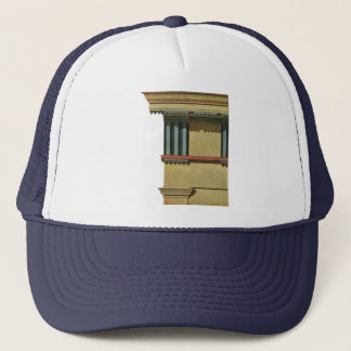 Vintage Classic Architecture, Temple Entablature Trucker Hat