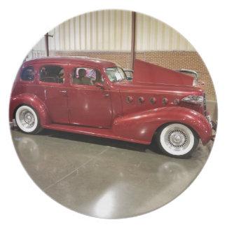Vintage  Classic car Plate
