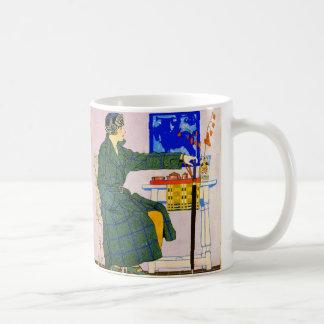 Vintage Clothing Advertisement 1910 Coffee Mug
