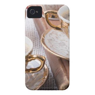 Vintage coffee break Case-Mate iPhone 4 cases