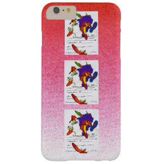 Vintage Colorful Shoes AD Poster iPhone 6 case Barely There iPhone 6 Plus Case