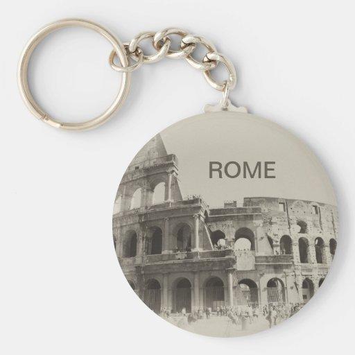 Vintage Colosseum - Rome of Gladiators Key Chains