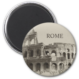 Vintage Colosseum - Rome of Gladiators Magnet