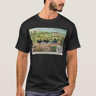 Vintage Columbus Buggy Company Australian Ostrich T-Shirt