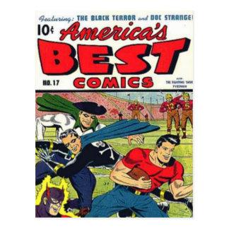 Vintage comic strips - post cards