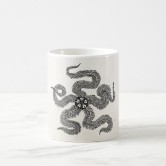 Vintage Common Brittle Star Personalized Template Coffee Mug