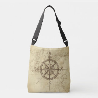 Vintage Compass - Tote Bag