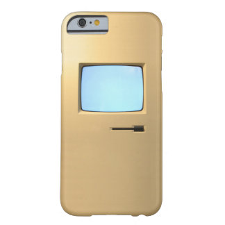 Vintage Computer Barely There iPhone 6 Case