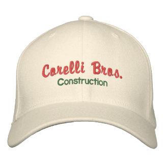Vintage Construction Company Flexfit Baseball Cap