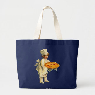 Vintage Cook Jumbo Tote Jumbo Tote Bag