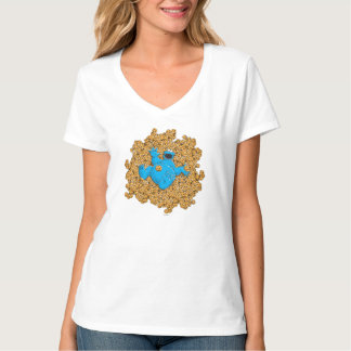 Vintage Cookie Monster and Cookies Tshirt