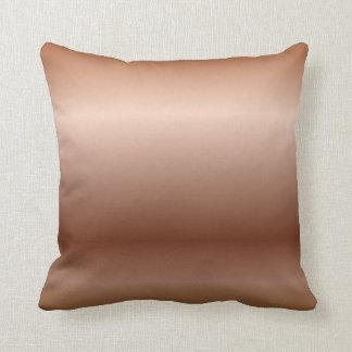 Vintage Copper #14 Throw Pillow