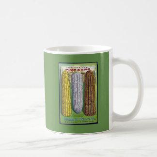 Vintage Corn Seed Packet Coffee Mug