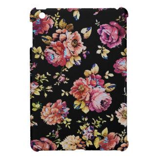 Vintage Cottage Garden Bouquet iPad Mini Cover