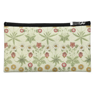 Vintage Country Floral Pattern Makeup Bags