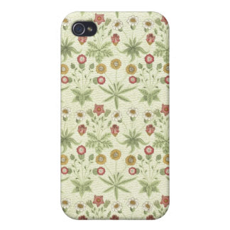 Vintage Country Floral pattern iPhone 4/4S Case