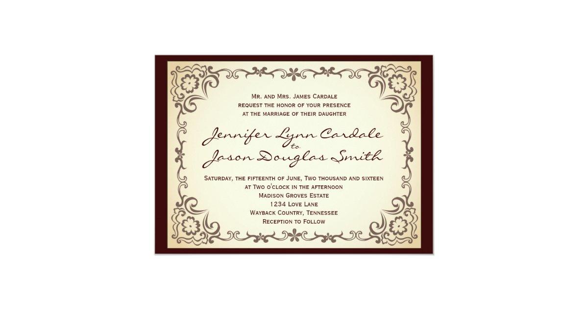 wedding invitation scrolls australia - 28 images - budget wedding ...