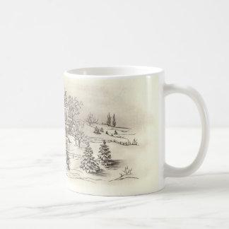 Vintage Countryside Mug
