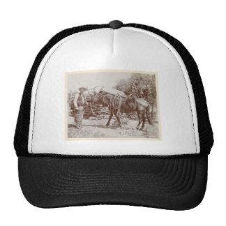 Vintage Cowboy 1900 Hat