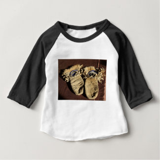 Vintage Cree Mittens Baby T-Shirt