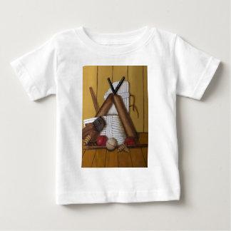 Vintage Cricket Baby T-Shirt