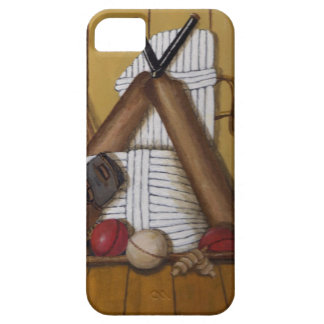 Vintage Cricket iPhone 5 Cases