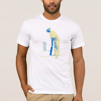 vintage cricketing meerkat T-Shirt