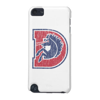 Vintage D Logo iPod Touch (5th Generation) Cover